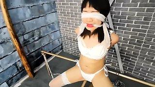 Japanese Bondage Sex Intense BDSM Sexual Punishment 2