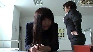 Schoolgirl Spanking Punishment