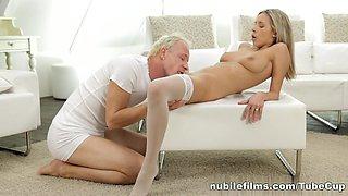 NubileFilms Video: That Good Feeling