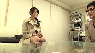 Amazing Japanese model Kanako Iioka in Best college, couple JAV scene
