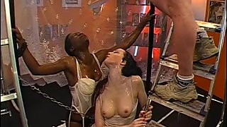 666Bukkake Video: Pee-And Cum-Flush