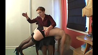Miss aphrodite spanked