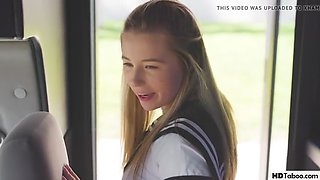 Pervert school bus driver