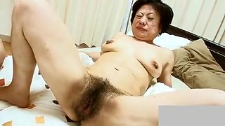 Amazing homemade Grannies adult clip
