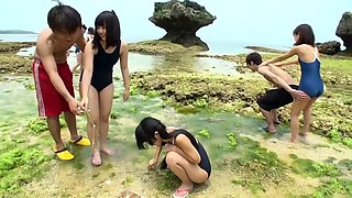 Amazing Japanese whore in Horny Squirt, HD JAV movie