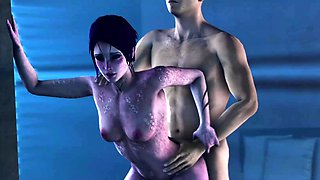 Best Collection of Popular Anime Babes Mass Effect