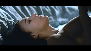 Celebrity Monica Bellucci Sex Scene Compilation from How much do you love me (2005)
