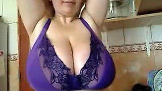 Alicia Purple Top