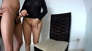 Desi Aunty Fucking with son with extreme dirty talk, Homemade