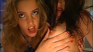 666Bukkake Video: Piss Party