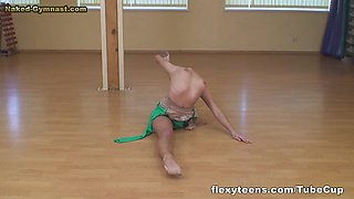 Lata Pavlova - Gymnastic Video part 1