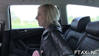 check out wild sex inside fake taxi