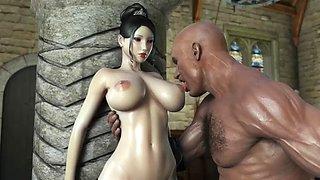 Secret Of Beauty3 3D hentai