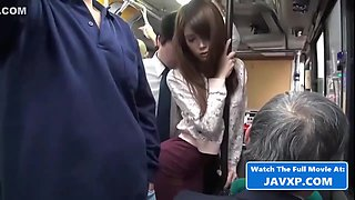 This Japanese Teen Gets On The Wrong Bus