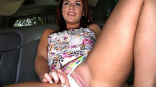 Try to turn a bi lesbian straight with some dick on BangBus today - BangBus