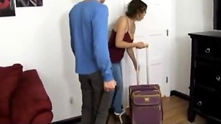 Step Mom Seducing Step Son - watch more on adultx.club