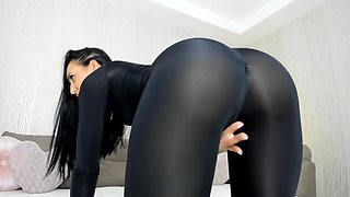 Best ass ever in spandex suit