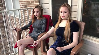 Brooke & Lacey - VS120 Smoking Sisters