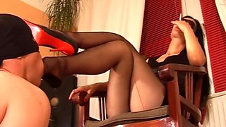 Hottest Amateur video with Fetish, Femdom scenes