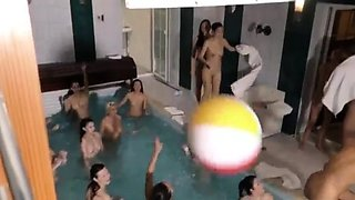 Amateur teen gangbang party and innocent babe The nymphs pro