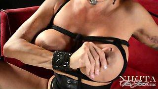 Nikita Von James in Sexy Slutty Slave