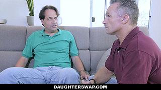 DaughterSwap - Fucking My Best Friends Daughter For $