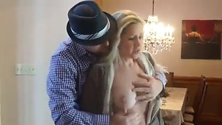 Horny dude forced his brother&#39s wife 1