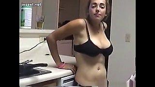 AMATEUR DRUNK GIRL