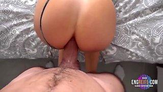 Deep Anal Squirting Orgasm