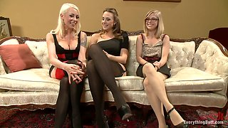 The Bottom Feeder Chanel Penny and Lorelei