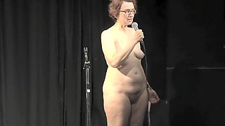 Naked on Stage NoS 26 Naked Stand Ap Tragicomic