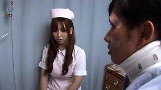 Amazing Japanese whore Ai Sayama in Hottest Masturbation, Nurse JAV movie