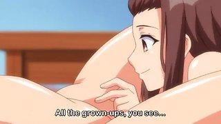 Hentai school girl fucked
