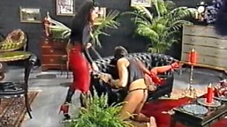 Lady Femdom-Goddess #1, 1987 Teresa Orlowski,Jeannie Pepper Part 1
