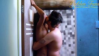 Indian Web Series Erotic Short Film Bathroom Romance
