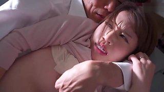 Horny sex movie Brunette craziest show