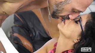 CastingAllaItaliana - Italian babe gets anal during casting