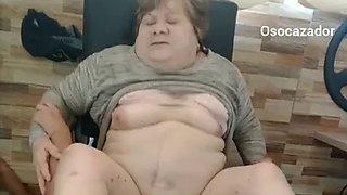 Fucking my Grandma Luisa