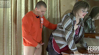russian mature maid_leonora_GFM