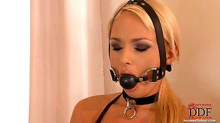 Slave girl Ivana Sugar!