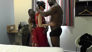Indian Punjabi Wife Hotel BBC Meet - Part 1