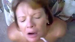 The Office Slut's Facials (Compilation)