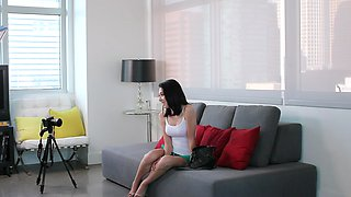 Casting Couch-X Video: Jessa 18