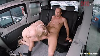 Has Hot Car Sex With Multiple Intense Orgasms With George Uhl And Katie Sky