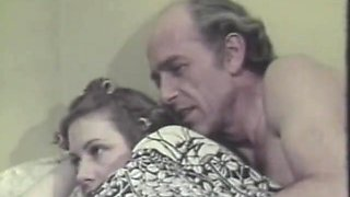 Old Man and Young Girl Hardcore (1970s Vintage)
