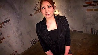 Hina Akiyoshi in Thick Semen Shower Special part 1.3