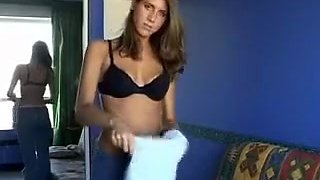 Incredible Amateur clip with Anal, Casting scenes