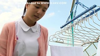 Amazing Japanese slut in Hottest Fetish, Public JAV clip