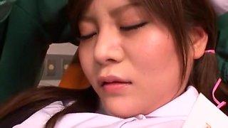Amazing Japanese chick Yui Serizawa in Crazy Dildos/Toys, Masturbation JAV movie
