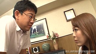 Office Slut Fucked And Dominated By Her Boss